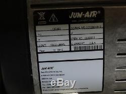 Jun-Air Compressor Vacuum Pump OF302-10S Medical Lab Dental Industrial #TQ19