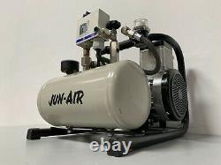 Jun-Air V-600 Oil-Less Vacuum Pump 1PH/110-115V