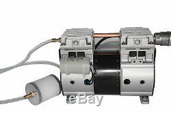 KW-4A Spin Coater-Incl. Vacuum Pump (Air filter), 3 vacuum chucks, & 2 year WNTY