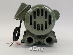 Kawake KB-201S Type RB20-510 Ring Blower, Max Air 1.1m^3/min Max Press. 85 mbar