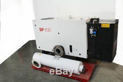 Leybold SP 630 Screwline Dry Vacuum Pump SP-Guard 630 m3/h Air Cooled