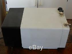 Leybold-sogevac Vacuum Pump Model Sv25, Air Displacent 17 Cfm
