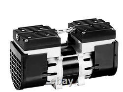 Maisi Mini Oilless Vacuum Pump 220V Air Compressor Pump Vacuum Suction Air Flow