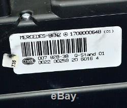 Mercedes Vacuum pump R170 SLK Crossfire Central Locking Vacuum Pump 1708000648