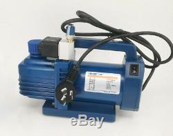 Mini Vacuum Pump Air Conditioner Fridge Vacuum Pump With Solenoid Valve 220V