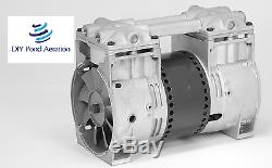 NEW 2688TE44/38 115V Thomas Vacuum Veneer PUMP/Compressor RV Air Ride Air Brakes