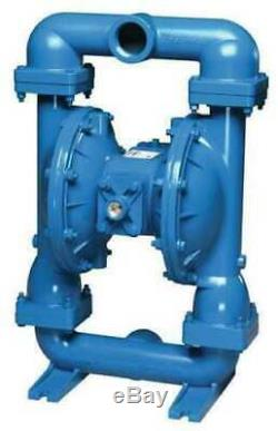 NEW SANDPIPER S20B1I1EANS000. Double Diaphragm Pump, Cast iron, Air Operated
