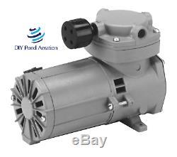 NEW THOMAS 415CDC30/12 Piston Air Compressor, 1/10hp-12V 100PSI AIR Ride/BrakesRV