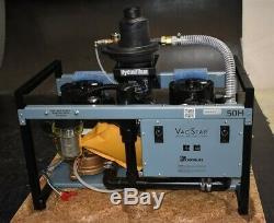 NEW UNUSED Air Techniques VacStar 50H Dental Vacuum Pump Operatory Suction Unit