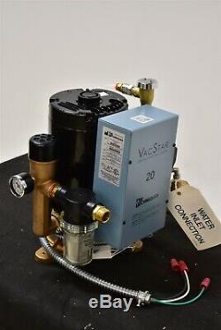 NEW UNUSED Air Techniques VacStar VS20 Dental Vacuum Pump Operatory Suction Unit