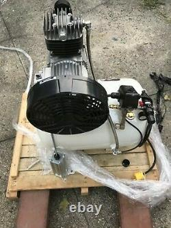 New Perkin-Elmer ICP-OES Oil-Less Air Compressor, Compare $4000+