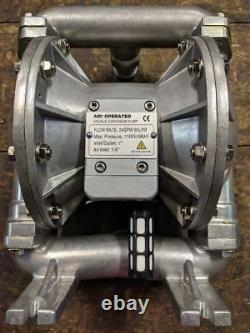 Nitrile Air-Operated Double Diaphragm Pump