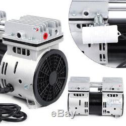 Oilfree Micro Air Diaphragm Pump Electric Motor Vacuum Pump 110V 550W 67L/min US