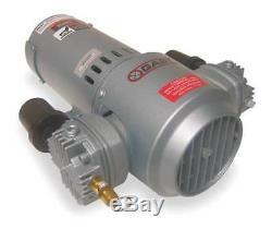 Piston Air Compressor, 1/3HP, 12VDCV GAST 3HBB-251-M322
