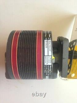 RAPCO RA216CW dry air vacuum pump, super CLEAN assembly, REPAIRED AND TAGGED