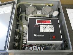 REITSCHLE THOMAS Vacuum Pump / EAI CORPORATION M18B2 Sequencing Air Sampler