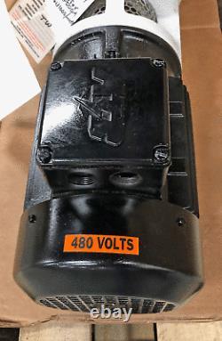 ROOTS VACUUM PUMP PFEIFFER WKP 500 A Blower Rebuilt in 2019 Guaranteed