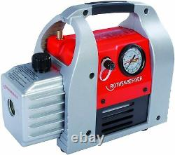 Rothenberger ROAIRVAC 6.0, 230V, 170 l/min, 375W Vacuum Pump 170063