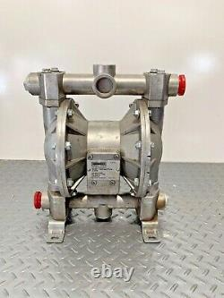 Rough Neck Item # 70636 1 Air Operated Double Diaphragm Pump 24 GPM P-8
