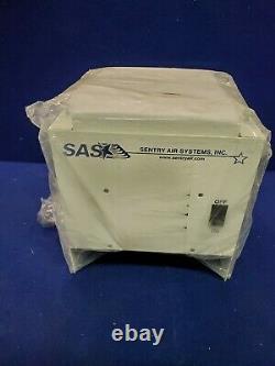 SAS Sentry Air Systems SS-100-SS-220V Flow HEPA FILTER Part # SS-100-HF