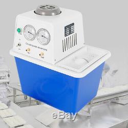SHX-IIIB-180 Circulating Water Vacuum Pump Air 180W Lab Chemistry Equipment USA
