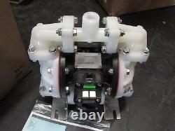 Sandpiper S05b2k1tpns000 1/2 Air Pump Double Diaphragm Pump
