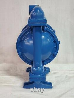 Sandpiper S15-B 1-1/2 NPT Air Operated Diaphragm Pump 0 To 106 GPM, Aluminum