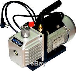 T&E Tools 4.5CFM Air Conditioning Vacuum Pump AC950