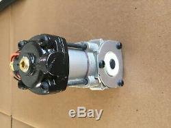 THOMAS 215ADC38/12 Air Compressor USED 1CFM, 12Vdc 120 psi max