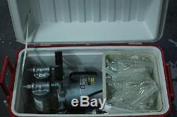VWR Scientific Double Air-Sampling Pump SA55NXGTB-4142
