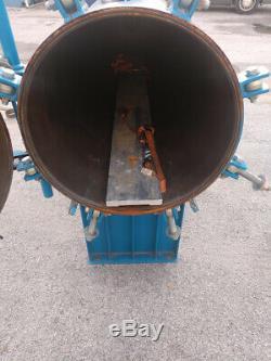 Vacuum Pressure Chamber, Air Tank