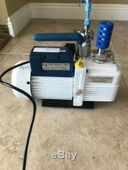 Value High End 2 Stage Refrigerant Air Vacum Vacuum Pump