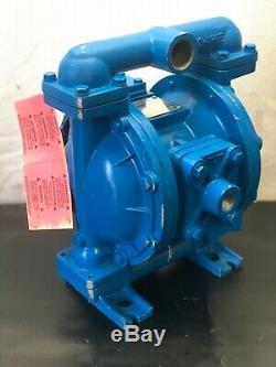Warren Rupp Sandpiper S1FB1ABWANS000 Double Diaphragm Pump Aluminum Air Operated