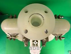 Wilden 1-1/2 Air Operated Pro-Flo X Diaphragm PX4 Pump PX4/PPAPP/WFS/WF/PTV