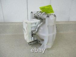 Wilden 3/4 Air Diaphragm Pump (plastic) #1141148g Used