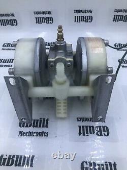 YAMADA DP-10BPT Air Activated Double Diaphragm Transfer Pump 100 psi. NSF Food